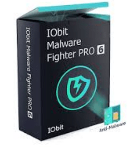 Iobit Malware Fighter 6 Pro +latest version