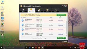 Advanced Driver Updater 2020 keygen key