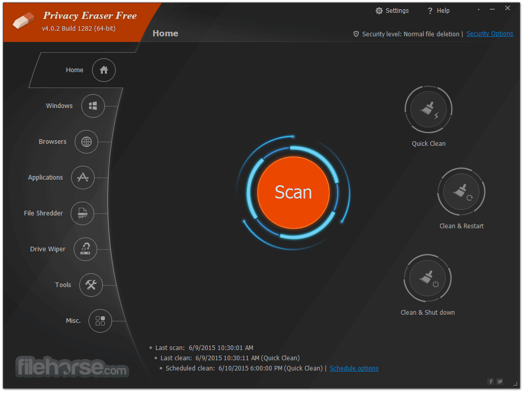 Privacy Eraser 6.2.0.2990 Crack