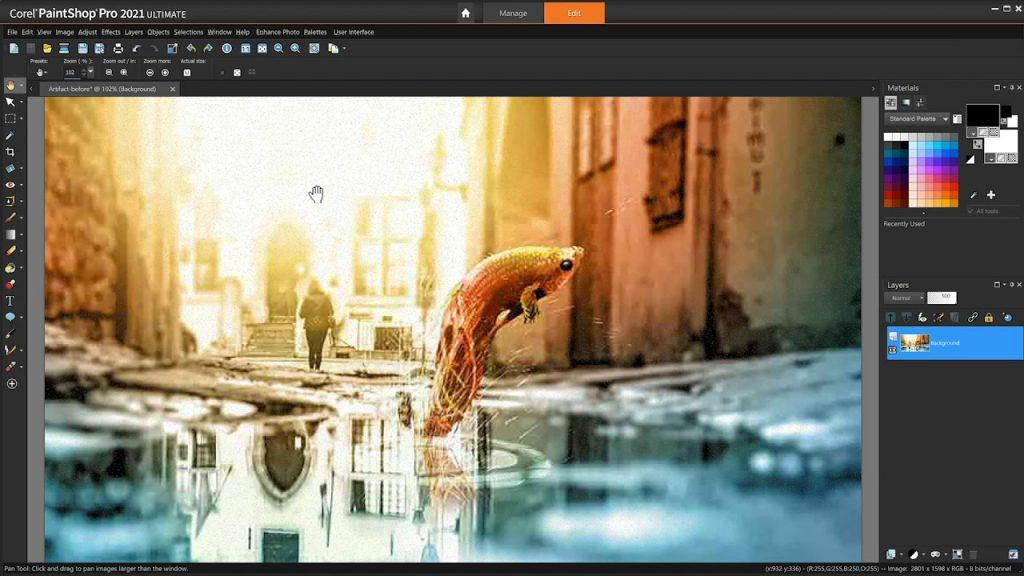 Corel PaintShop Pro Crack [ Latest Version ] Free Download 2021