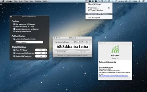 WiFiSpoof 3.5.5 Crack MAC + Serial Key Free Download [2021]